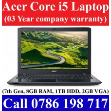ACER ASPIRE E5-575G Core i5 Laptops for sale Colombo and Gampaha
