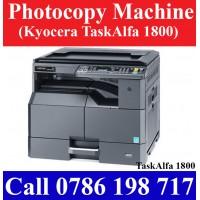 Kyocera TaskAlfa 1800 Photocopy Machine sale in Colombo