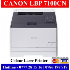 Canon LBP 7100CN Colour Laser Printers sale in Colombo free delivery
