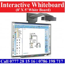8x5 Interactive whiteboards sale Colombo, Sri Lanka Suppliers