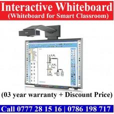 6X4 Interactive White Boards sale Colombo, Sri Lanka Suppliers